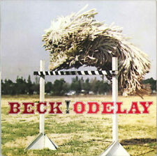 """Beck """"Odelay""""Re Issue Vinyl LP Record """"Devil's Haircut"""" (New & Sealed)"""