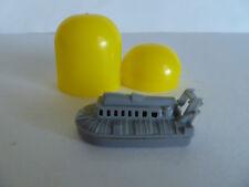 Schiffe EU Hovercraft mit Antriebspropeller im alten Ei