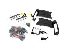 LED Fog Lamp Cover DRL Daytime Light Wire Kit For Honda Jazz Vibe-S RS 11-13