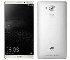 Huawei Mate 8 32GB 6-Inch 4G LTE Factory Unlocked Smartphone Silver FastShip