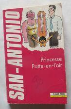 Princesse patte-en-l'air de San Antonio – 1990 – N° 144
