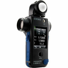 New Sekonic L-858D Speedmaster Light Meter