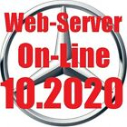 10/2020 Mercedes Benz WIS/ASRA/EPC Online Server Repair Manuals - 1 Month