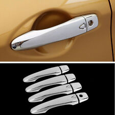 ABS Chrome Side Door Handle Cover Trim For NISSAN ROGUE SPORT 2017 2018