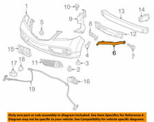 71140TX4A00 Acura OEM 13-18 RDX FRONT BUMPER Headlamp Mounting Right