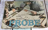Vintage Parker Brothers - Probe Board Game - 1964