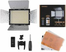 YONGNUO YN300III LED Camera Video Light Adjustable Color Temperature 3200K-5500K