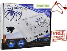 NEW SoundStream BX-10W Digital Bass Processor with Remote + 1.5 FEET RCA CABLE