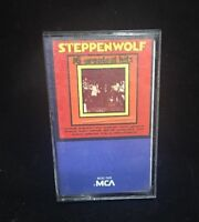 Steppenwolf Greatest Hits MCA-1599 1973 Cassette Vintage a805-707