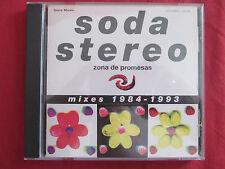 SODA STEREO Zona de promesas - Mixes 1984-1993  ORIGINAL CD EAN: 5099747026829