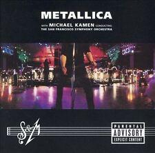 S&M Metallica (DVD, Feb-2001, 2 Discs, Elektra (Label))