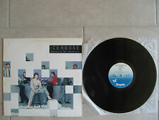 """ICEHOUSE """"MEASURE FOR MEASURE"""" LP Chrysalis US 1986"""