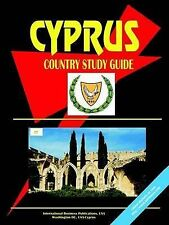 NEW Cyprus Country Study Guide by Ibp Usa
