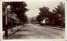 Shepherds Bush. Dewhurst Road.