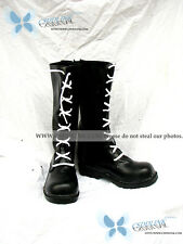 Hitman Yuuni cosplay shoes boots Reborn 22-30 CM foot length max US size 12