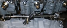 VINTAGE SPEED'S 3x2 PROG. SS  LINKAGE HOT ROD ROCHESTER 2G TRI POWER (OUR BEST)