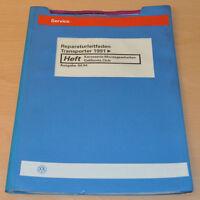 Werkstatthandbuch Reparaturleitfaden VW Transporter T4 Karosserie Montagearbeit
