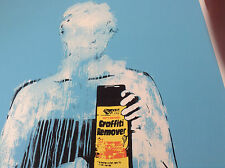 DOLK - 'GRAFFITI REMOVER' LIMITED EDITION - STORED FLAT - EXCELLENT CONDITION