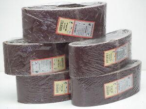 Bandschleifpapier 100X915  P100 Schleifbänder 30 Stück Schleifband Gewebeband