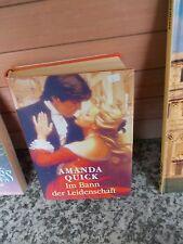 Im Bann der Leidenschaft, ein Roman von Amanda Quick, aus dem Weltbild Verlag