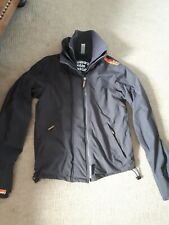 Mens Superdry Small Black Weatherproof Jacket