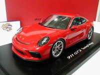"""Spark WAP0211650J - Porsche 911 (991 II) GT3 Touring Package """" guards red """" 1:18"""