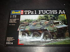 REVELL TPz1 FUCHS A4   PLASTIC  MODEL 1/72