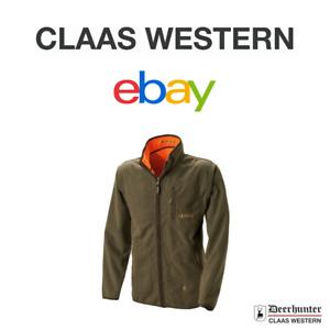 Claas Deerhunter Reversible Fleece Jacket