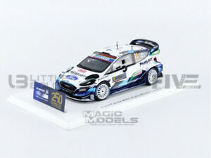 SPARK 1/43 - FORD FIESTA WRC - MONTE CARLO 2020 - S6553