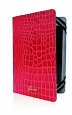 Funda eBook / tablet 7 pulgadas Universal licencia Guess rojo