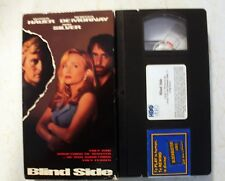 Vhs: Blind Side: Tv movie: Rutger Hauer, Rebecca DeMornay, Ron Silver