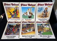 Lot of 20 Prince Valiant Books by Hal Foster (Fantagraphics)