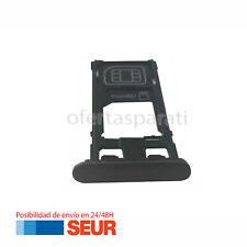 Bandeja Porta Tarjeta Sim y Micro SD para Sony Xperia X Performance F8131 Negro