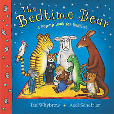 The Bedtime Bear: A Pop-up Book for Bedtime, Whybrow, Ian Paperback Book