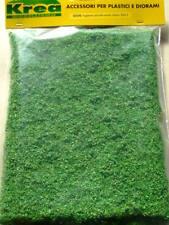 Fogliette verdi per tutte le scale per modellismo ferroviario cm.30x15 -Krea 504