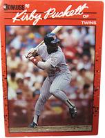 1989 Leaf Donruss #269 Kirby Puckett Minnesota Twins