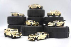 Majorette GOLDEN Cars Series [Loose packs] *** Choose Model ***