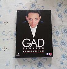 Gad Elmaleh - L'autre c'est moi [ 2 DVD ] __ PAS DE PAYPAL