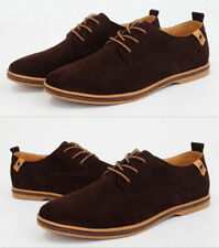 New Fashion Men's Suede European style leather Shoes oxfords Casual SHOE