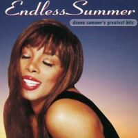 Donna Summer Greatest Hits CD NEW SEALED I Feel Love/Love To Love You Baby+