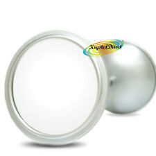 Cosmetic Double Side Magnifying Make Up Makeup Bathroom Shaving Mirror