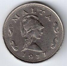 EGITTO. 5 QIRSH/Piastres Coin. 1984.