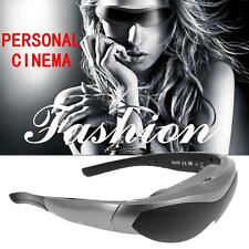 "Android WiFi 4-Core Smart Video Glasses Eyewear 80"" Virtual Widescreen Bluetooth"