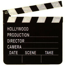 Party Supplies Birthday Hollywood Oscars Movie Night  Directors Clapboard