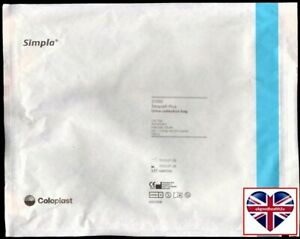 Coloplast Simpla Plus Urine Collection Leg Bag 21592 750ml + Strap Set