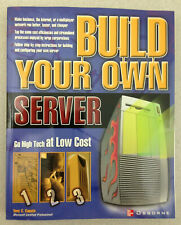 Build Your Own Server by Tony C. Caputo (English) Paperback Book