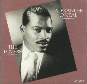 Alexander O'Neal - The Lovers 1988 Tabu CD single