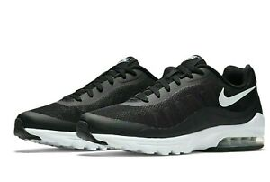 Nike Air Max Invigor Men's Running Sneakers Shoes  Black / White 749680 Size 13