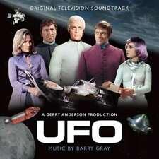 Gray,barry - Ufo - Original Tv Soundtrack NEW CD