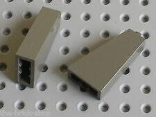 LEGO OldDkGray slope brick 4460 / set 7184 3225 5976 10221 4705 7191 1355 ...